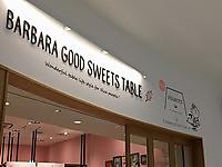 BARBARA GOOD SWEETS TABLE/西宮市高松町