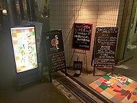 シャンパン食堂の洋食屋さん/大阪市中央区西天満